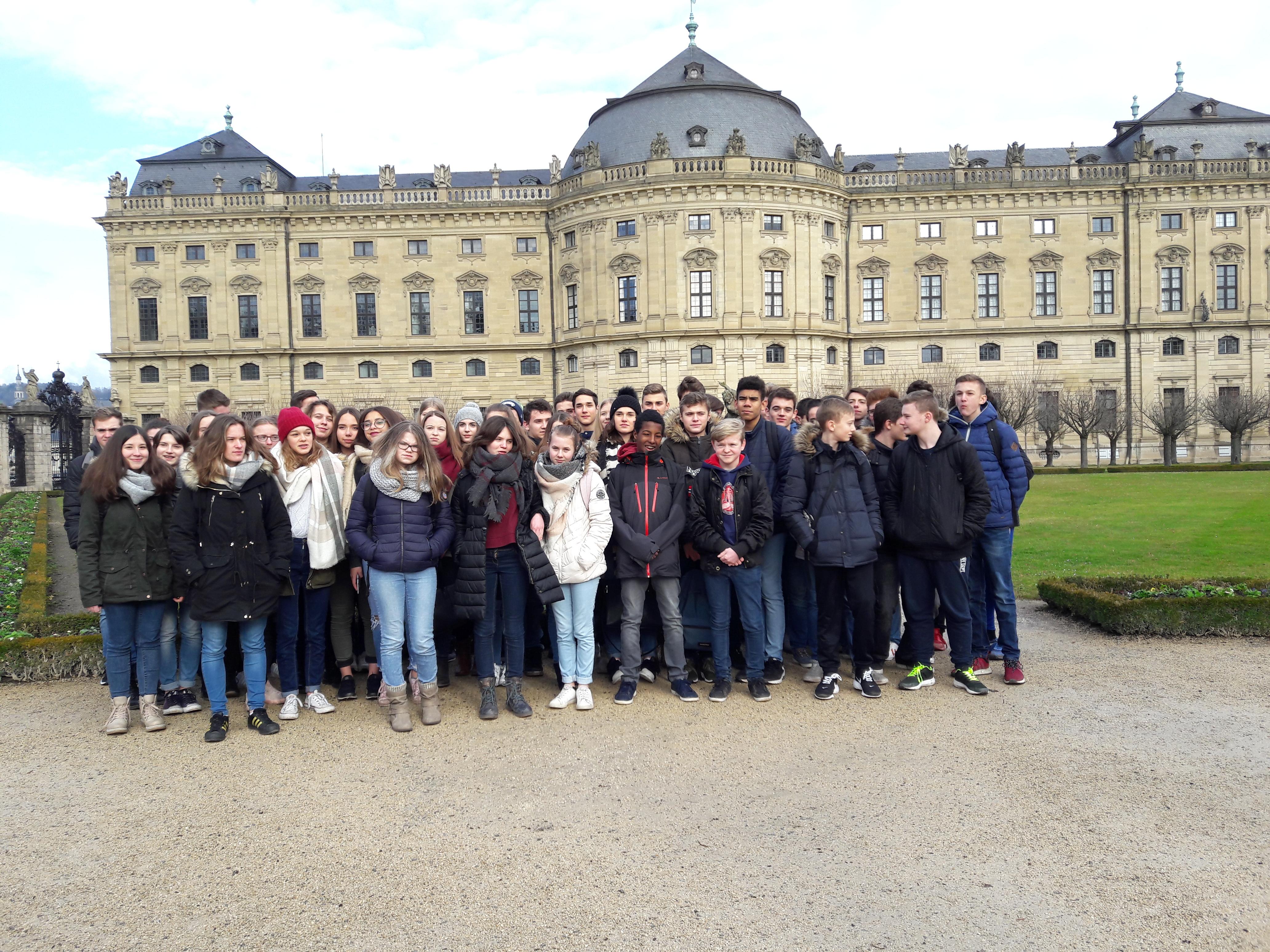 W rzburg sous le soleil - College charles de gaulle guilherand granges ...